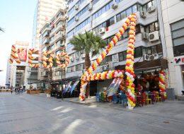 Özel Şekilli Balon Süsleme İzmir