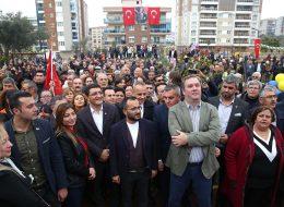 Açılış Organizasyonu Bayrak Süsleme İzmir
