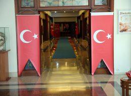 İzmir Bayrak Süsleme