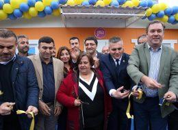 Zincir Balon Süsleme İzmir Protokol Katılımlı Açılış Organizasyonu
