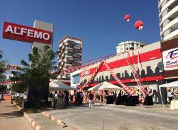 Jumbo Balon ve Tela Süsleme Açılış Organizasyonu Mersin