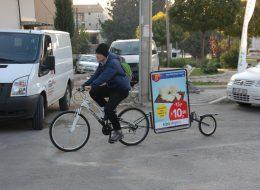 Reklam Bisikleti