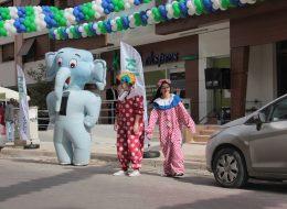 İzmir Reklam Maskotları Kiralama