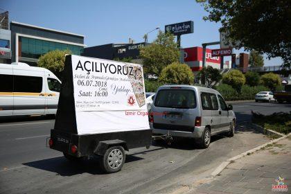 Reklam Römorkları Kiralama İzmir