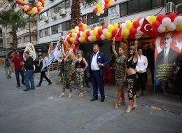 Zincir Balon Süsleme ve Özel Şekilli Balon Süslemeleri İzmir
