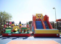 Şişme Oyuncak Kiralama İzmir Açılış Organizasyonu