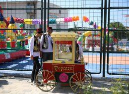Geleneksel Kostümlü Nostaljik Satıcılar Kiralama İzmir