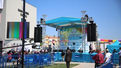 Reklamlı Full Konsept Açılış Organizasyonları İzmir