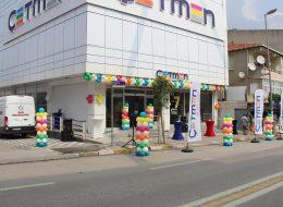 Dikme Balon Süsleme ve Bistro Masa Kiralama İzmir