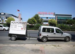 Sesli Anons Aracı ve Reklam Römorkları Kiralama İzmir