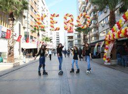 Açılış Organizasyonu Özel Şekilli Balon Süsleme İzmir