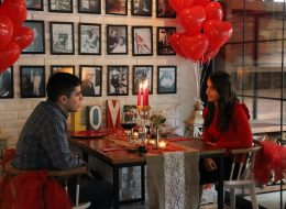 Restoranda Evlenme Teklifi Organizasyonu