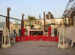 İzmir Evlenme Teklifi Organizasyonu