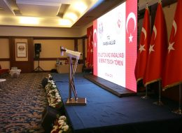 İzmir Sahne Kiralama Led Ekran Temini Ses Sistemi Servisi