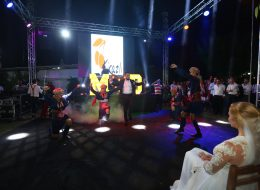 Düğün Organizasyonu Sahne Temini İzmir