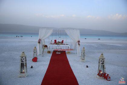 Sürpriz Evlilik Teklifi Organizasyonu