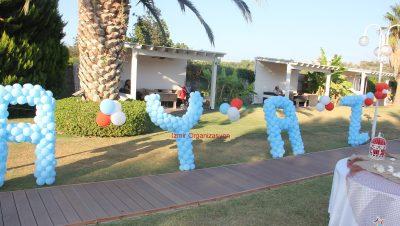 salihli doğum günü organizasyonu izmir organizasyon