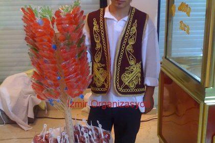 Şekerci Başı Temini İzmir Organizasyon