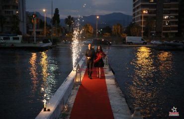 Selendi Havai Fişek Gösterisi Selendi Yer Volkanı Selendi Işıklı Uçan Balon Servisi İzmir Organizasyon