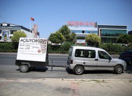 Sesli Anons Araçları ve Reklam Römorkları Kiralama İzmir