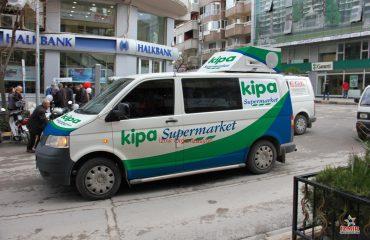Sesli Reklam Aracı İzmir Organizasyon