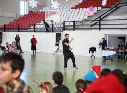 İzmir Sihirbaz Gösterisi