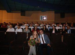 Arkadaşlarla Sinemada Evlilik Teklifi Organizasyonu İzmir