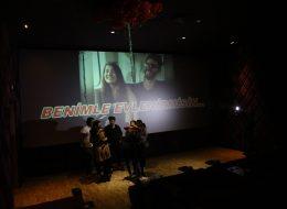 VIP Sinema Salonunda Evlilik Teklifi Organizasyonu