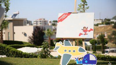 Sinop Doğum Günü Organizasyonu İzmir Organizasyon