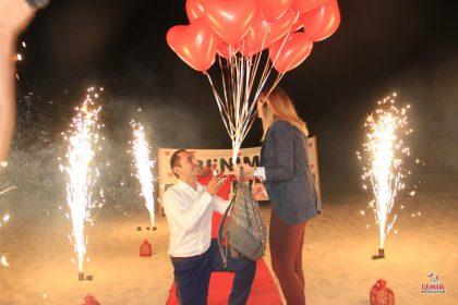 Sinop Havai Fişek Gösterisi Sinop Yer Volkanı Sinop Işıklı Uçan Balon İzmir Organizasyon
