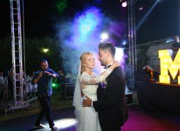 Düğün Organizasyonu Sis ve Duman Efektleri İzmir