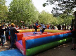 Piknik Organizasyonu Şişme Oyuncak Kiralama İzmir