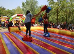 Gladyatör Oyun Parkuru Kiralama İzmir Şenlik Organizasyonu
