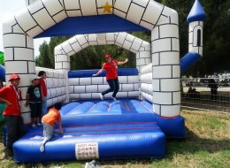 Kale Zıpzıp Şişme oyun Parkı Kiralama