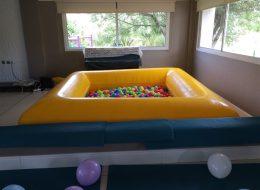 Top Havuzu Şişme Oyuncak Kiralama