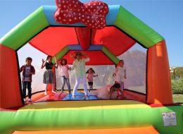 Şişme Zıpzıp Oyun Parkı Kiralama