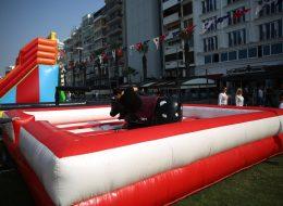 Şişme Oyun Parkurları Kiralama İzmir