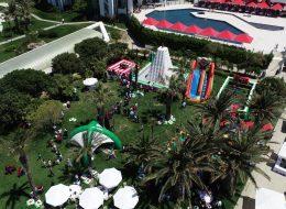 Drone Fotoğraf Çekimi ve İzmir Şişme Oyuncak Kiralama