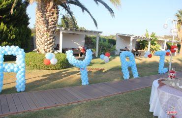 Soma Dogum Günü Organizasyonu izmir organizasyon