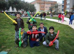 Şenlik Organizasyonu Sosis Balon Hizmeti İzmir