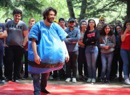 Şenlik Organizasyonu Sumo Güreşi Yarışması İzmir