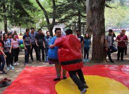 Eğitim Kurumları Organizasyonu Sumo Güreşi Oyun Parkuru Kiralama