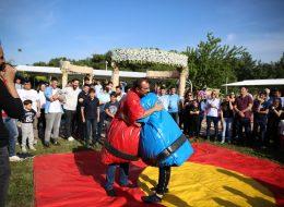 Aile Günü Etkinlikleri ve Sumo Güreşi Oyunu Kiralama