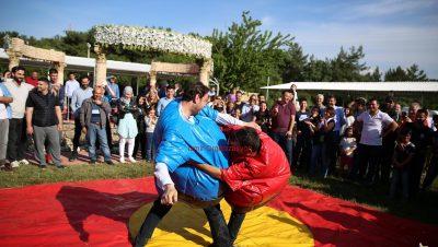 Sumo Güreşi Oyunu Kiralama İzmir