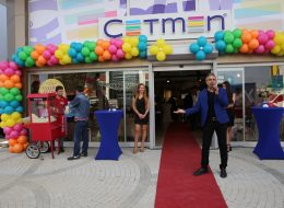 Açılış Organizasyonu Sunucu Hizmetleri Balon Süsleme Servisi