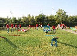 Sunucu ve Sivil Animatör Eşliğinde Survivor Oyunu İzmir