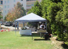 Barbekü ve Mangal İkramları İzmir Doğum Günü Organizasyonu