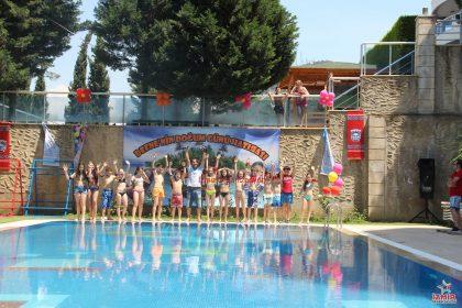 Survivor Parkuru Kiralama Doğum Günü Organizasyonu İzmir Organizasyon