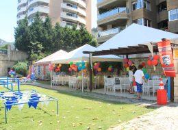 Çadır ve Gölgelik Kiralama İzmir Doğum Günü Organizasyonu