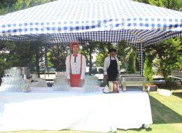 Catering Ekipmanları Kiralama İzmir
